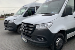 Busy Mercedes Sprinter 907 2019r